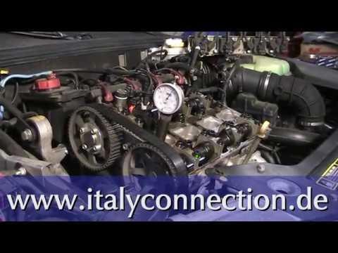 Zahnriemen Wechseln Bzw. Zahnriemenwechsel Beim Alfa Romeo 2,0 Liter Motor