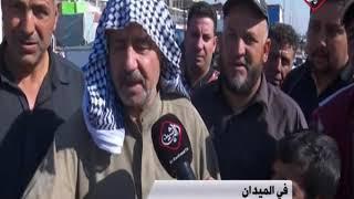 كاميرا الرشيد تنقل معاناة المواطنين في مدينة الصدر ببغداد
