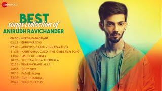 Presenting the audio jukebox of anirudh ravichander best songs collection. tracklist: ▶️ needa padadhani: 00:00 edhuvaraiyo: 03:29 adhento gaani vunnap...