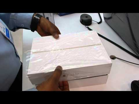 apple ipad air 2 unboxing india.