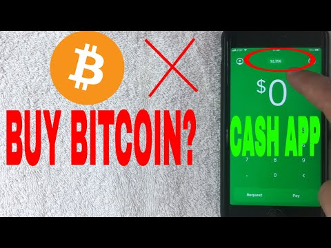 ✅  How To Buy Bitcoin With Cash App 🔴