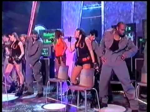 Richard X vs Liberty X - Being Nobody - Saturday Night Takeaway
