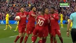 Liverpool vs Villarreal 3-0 All Goals & Highlights Europa League 2016