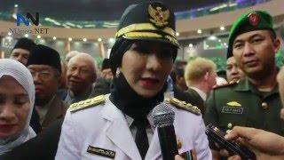 Resmi Dilantik, Rita Widyasari dan Edi Damansyah Siap Atasi Masalah di Kukar