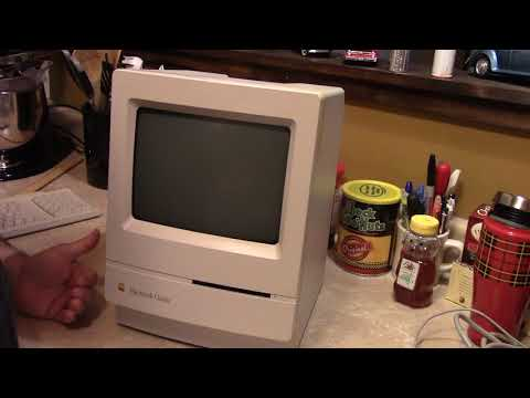 "1991 Mac Classic Project: Part 1, ""Evaluation"""