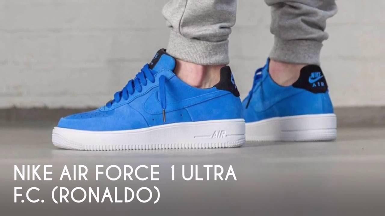 NIKE AIR FORCE 1 ULTRA F.C. (RONALDO)/ SNEAKERS STAR