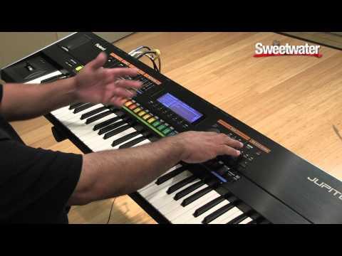 Roland Jupiter-50 - Roland - Encyclotronic