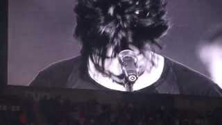 Hexagone - Indochine - Stade de France 27/06/2014