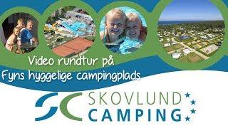 Fyns hyggelige campingplads | Virtuel rundtur på pladsen | Skovlund Camping ved Middelfart