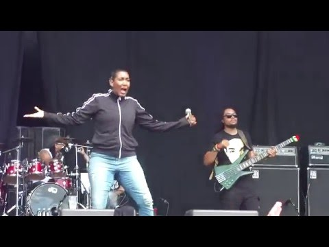 Diana King - Shy Guy - Live at Raggamuffin Auckland New Zealand - 20/2/2016