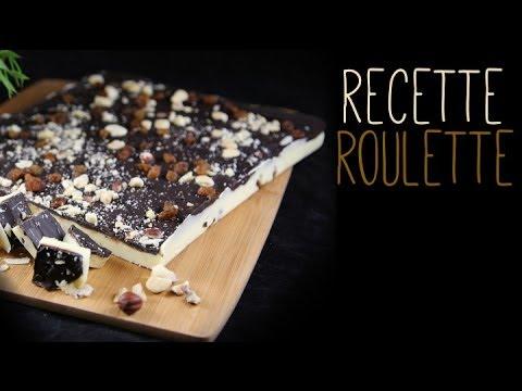 Fudge au chocolat blanc et noir !