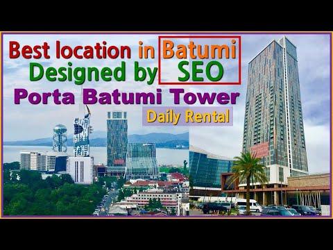 🇬🇪-porta-batumi-tower---daily-rent---blacksea-seo-🇰🇷---interior-designer-seo's-apartment-in-georgia