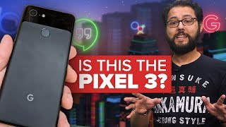 Google Pixel 3 (not XL) leaks? (Alphabet City)
