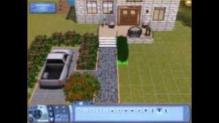 Sims3 maison simple