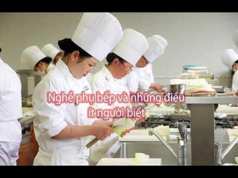 Nghề Phụ Bếp Và Những Điều Có Thể Bạn Chưa Biết!