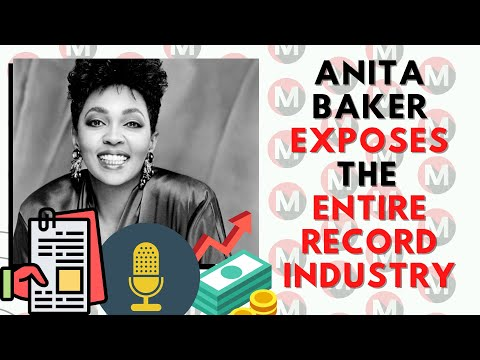 #AnitaBaker Exposes the entire Record Industry!