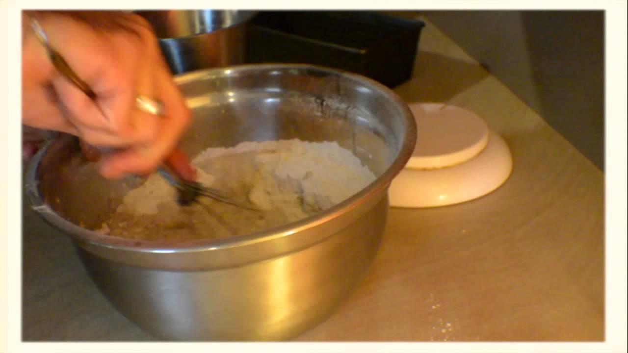 recette pain sans gluten bio maison facile et rapide youtube. Black Bedroom Furniture Sets. Home Design Ideas