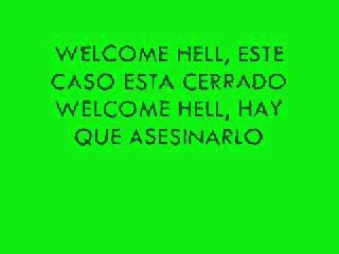 Welcome to hell ska p Lyrics