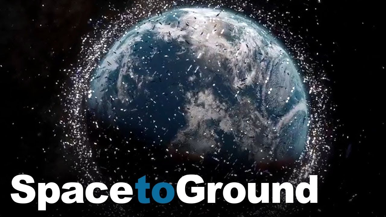 Space to Ground : Clearing the Cosmos