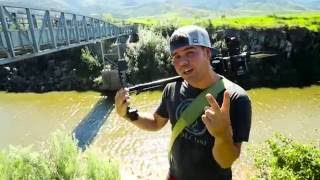 Rope Swing Water Launcher! Behind The Scenes