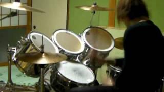X JAPAN - ドラムコピー Rusty Nail