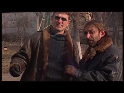"""Фрагмент съёмок эпизода программы """"10 минут на пустом месте"""" на телеканале ТЕТ. ~2000 год."""