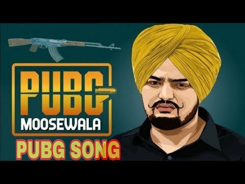 PUBG Sidhu Moose Wala PUBG SONG  New Punjabi Songs 2018 thumbnail