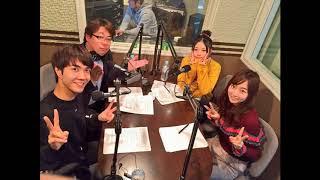 BSN新潟放送「酒井泰彦のMUSIC HOUR! 特別番組~新潟から全国へ~」ラジオゲスト出演.