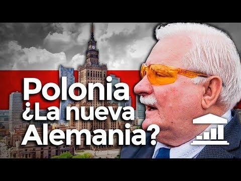 POLONIA, ¿cómo se está haciendo RICA?