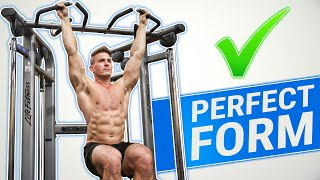 """How To: Hanging Knee / Leg Raise 