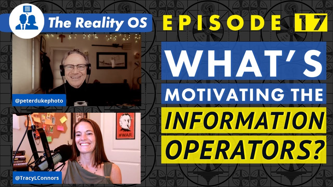 What's Motivating the Information Operators?