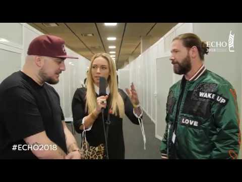 ECHO 2018: Kool Savas & Rea Garvey | Backstage-Interview