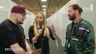 ECHO 2018: Kool Savas & Rea Garvey   Backstage-Interview