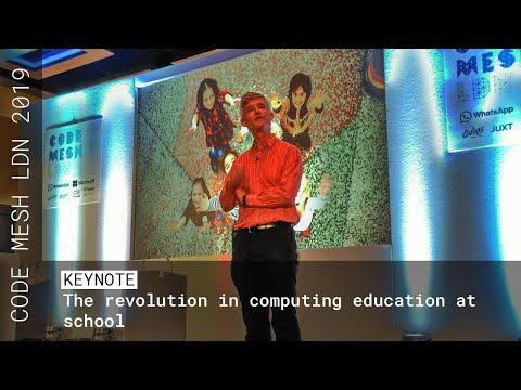 KEYNOTE | Simon Peyton Jones - Revolution In Computing Education At School: Opportunity & Challenge
