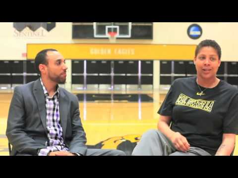 Cheryl Miller Speaks on Basketball Giving Her Confidence