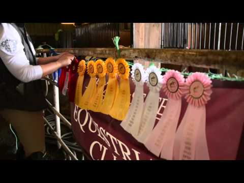 TXST Sport Clubs: Equestrian