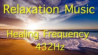 Relaxation Music, Relaxing Music for Stress Relief, 1 Hour Long Soothing Background Music