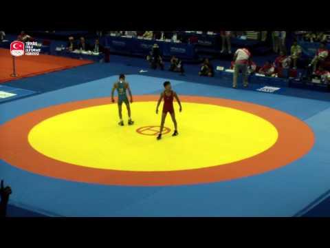 Nanjing Güreş 42kg Grekoromen Fatih ASLAN