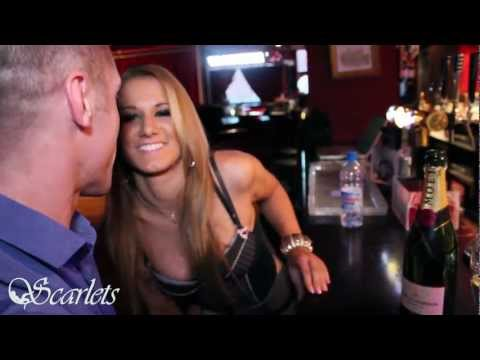 A Night Out At Scarlet's Gentlemen's Club
