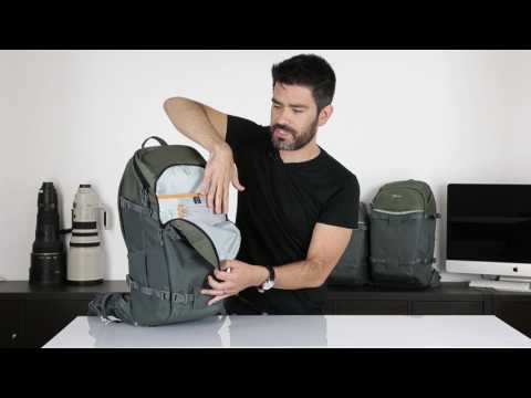 All Day Comfort Plus Your Camera Gear