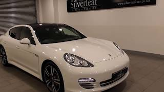 Porsche Panamera Platinum Edition 2013 Videos