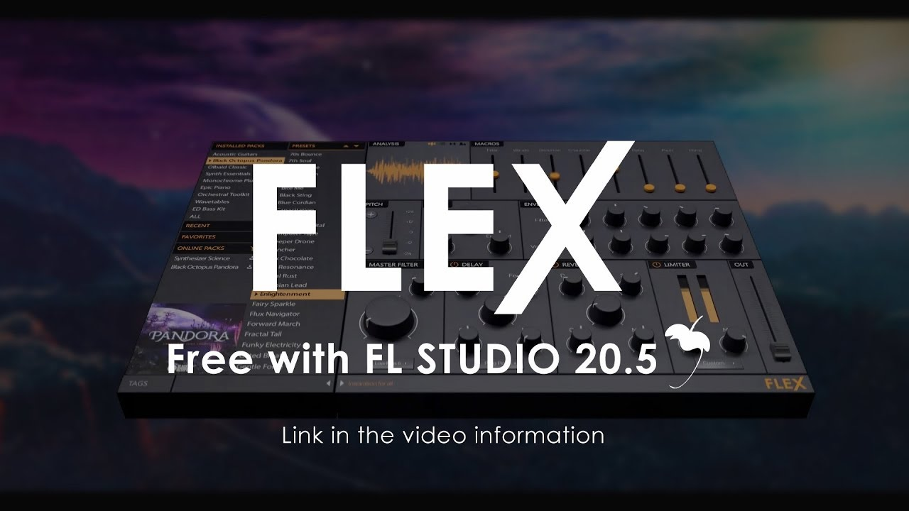 News - FLEX Free Synth