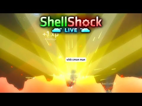 DEITY IS OVERPOWERED! - SHELLSHOCK LIVE