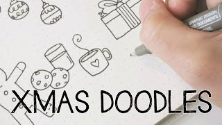 Christmas Doodles   Doodle with Me