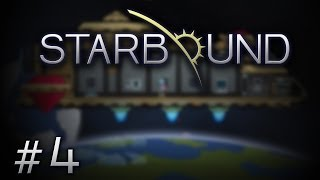 Starbound (Beta) - Episode #4 - Diamond Thief