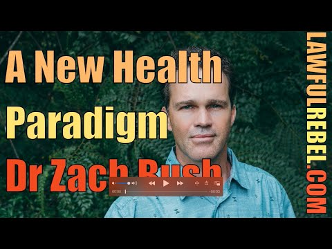 The paradigm shift in health with Dr Zach Bush MD - Living outside the Matrix Podcast episode 26