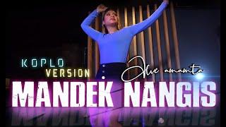 Alvi Ananta - Mandek Nangis (Official Music Video)