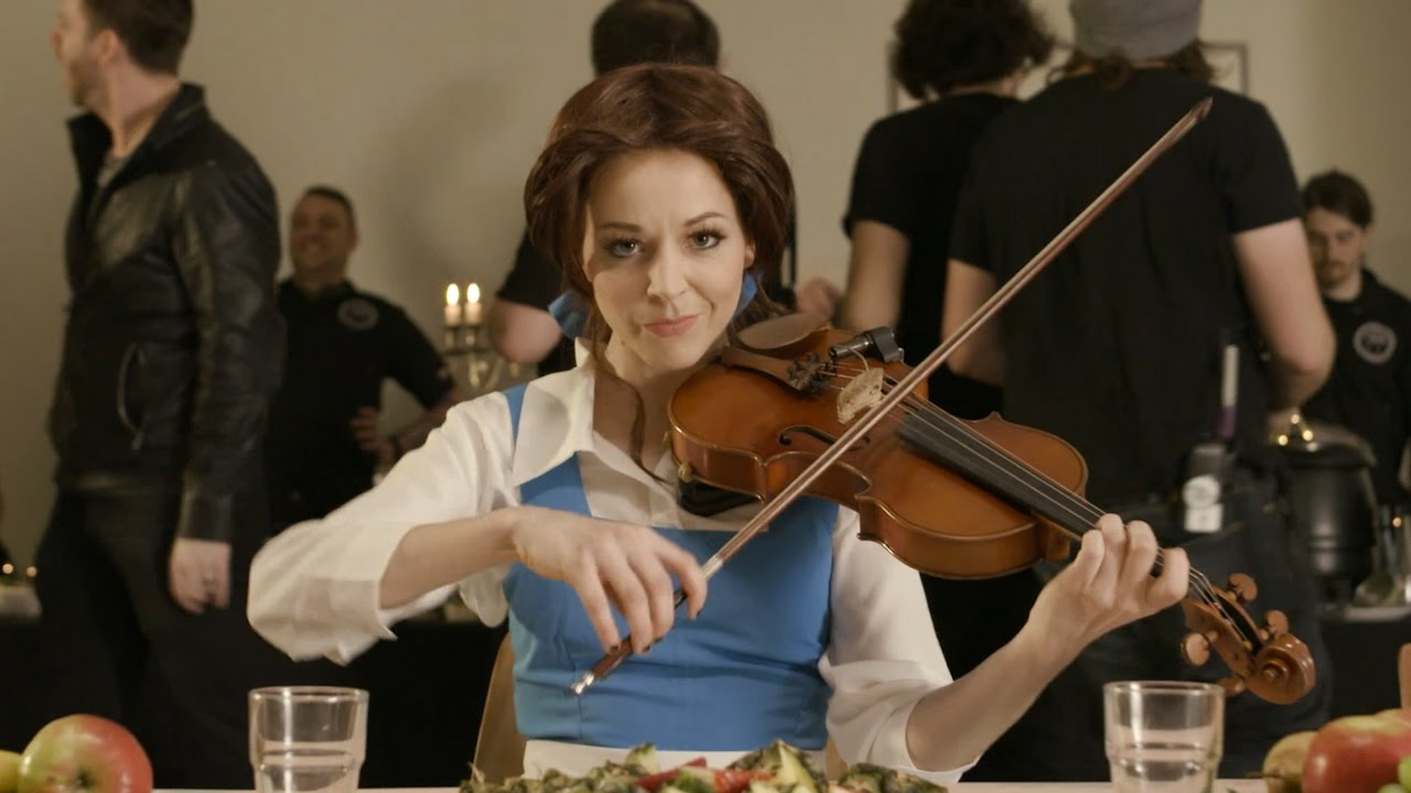 Beauty And The Beast Lindsey Stirling