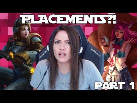 KayPea - PLACEMENTS AGAIN?! PART 1