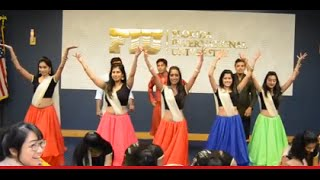 Desi Girl, Desi Boyz, Balam Pichkari, Tattad Tattad- FIU ICC Diwali 2014 performance